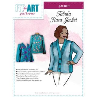 Tabula Rasa Jacket Pattern Cover