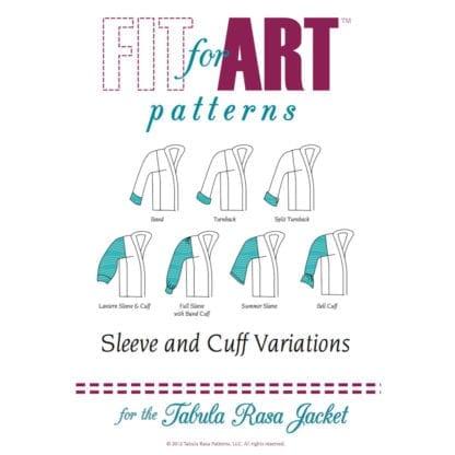 Sleeve & Cuff Variations Pattern