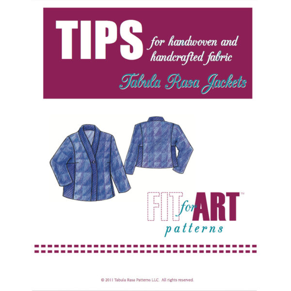 Tips for Handwoven or Handcrafted Fabric Jackets