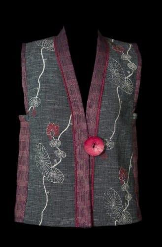 Lily Pad Vest