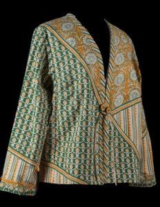 Handloom Batik Foundation Piecing