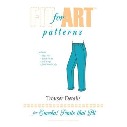 Trouser Details Pattern