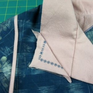 More topstitching choices