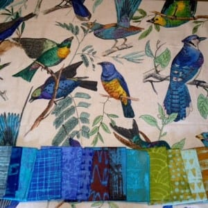 Derse fabric project