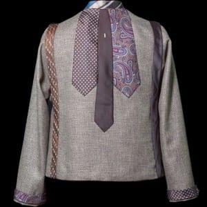 Vintage Tie Jacket