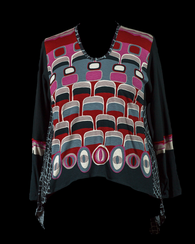 Modern Inca Tunic