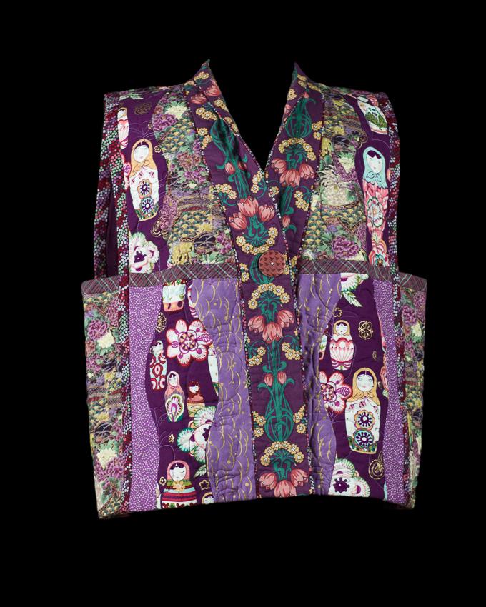 Russian Dolls Vest