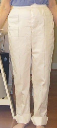 Eureka Pants 1 front