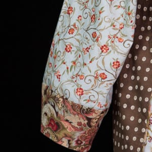 Birds of a Feather - sleeve detail