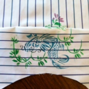 photo painted shirt sleeve 3