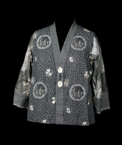 Double-faced Cotton Jaquard - dark side