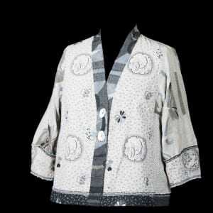 Double-faced Cotton Jacquard - light side