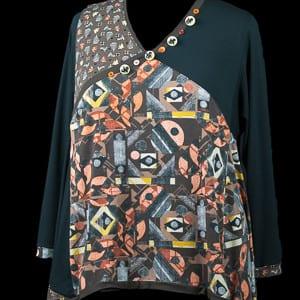Fall Knit Tunic (front)