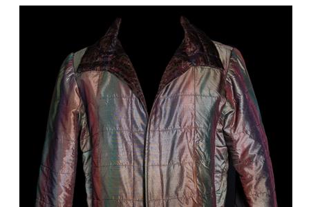 tie jacket
