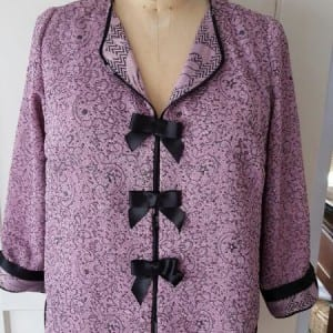 A Rain or Shine variations blouse, coming soon.