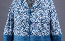 Curved Jewel Neckline