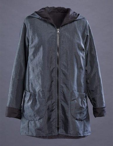 Two-sided Travel Raincoat