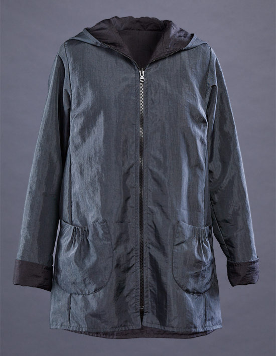 Two-sided Travel Raincoat
