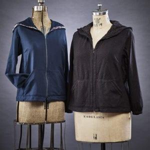 Pair of Rain or Shine Sweatshirts