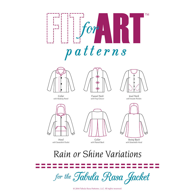 Rain or Shine Variations - front cover