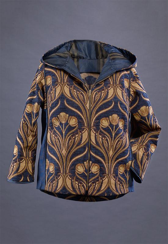 The finished jacket!