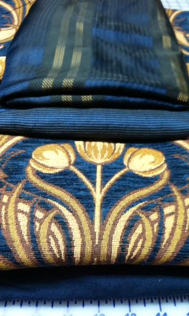 Coordinating Jacket Fabric
