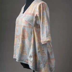 Cool Sorbet Tunic, side view