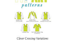Sew Knits with Clever Crossings