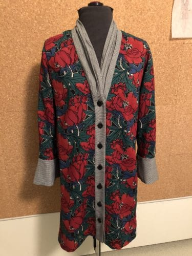 The Tabula Rasa Shirtdress