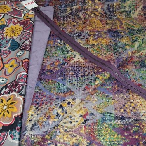 Valentine Coat Fabric