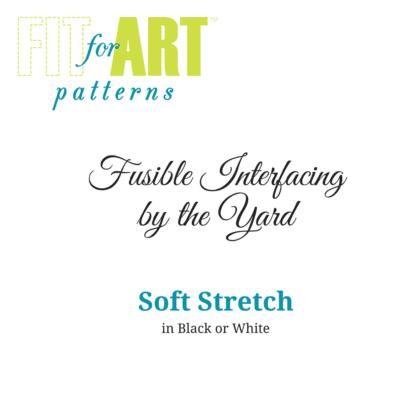 Interfacing by the Yard - Soft Stretch