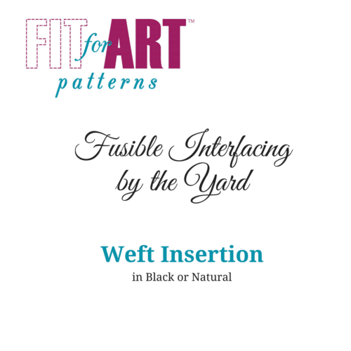 Interfacing by the Yard - Weft Insertion