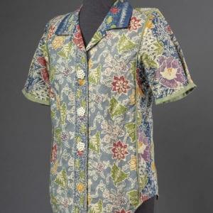 Malaysian Batik Shirt