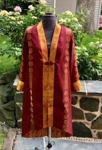 Silk Sari TRJ
