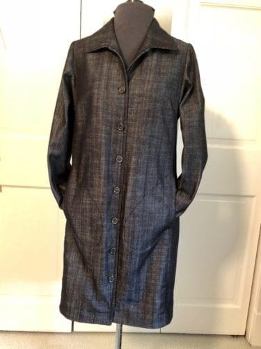 TR Shirt Dress