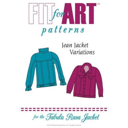 ean Jacket Variations - front cover