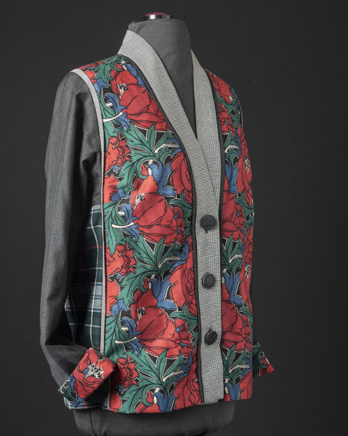 All Business Wool Tabula Rasa Jacket from Fit for Art Patterns