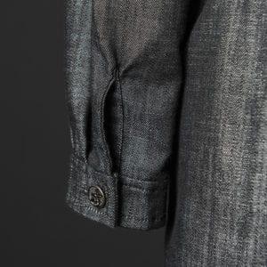 Cuff detail on Denim Shirt dress