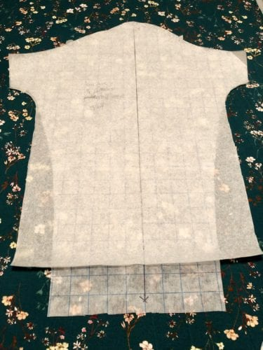 Wide Neckline Variations for Tabula Rasa Knit Tee & Tunic by Fit for Art Patterns