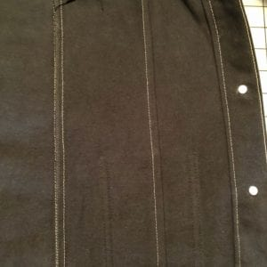 Jean Jacket Variations for the Tabula Rasa Jacket by Fit for Art Patterns, seam details wrong side
