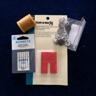 Jean Jacket Tool Kit