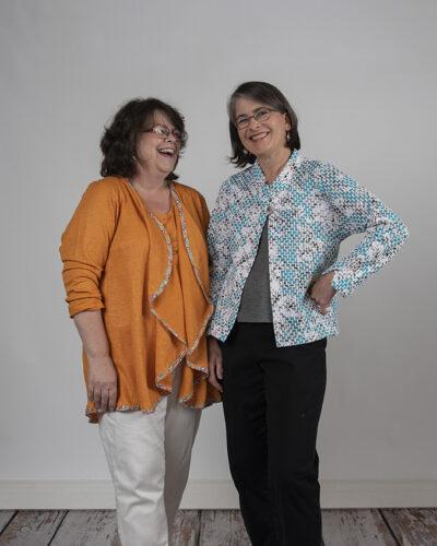Fall Twin Sets for Tabula Rasa Knits